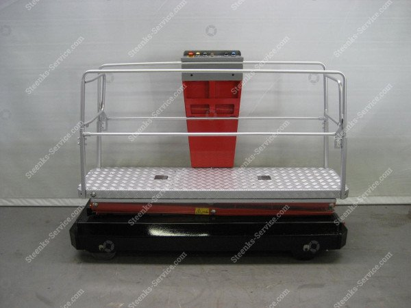 Pipe rail trolley B-Lift 3000 | Image 5
