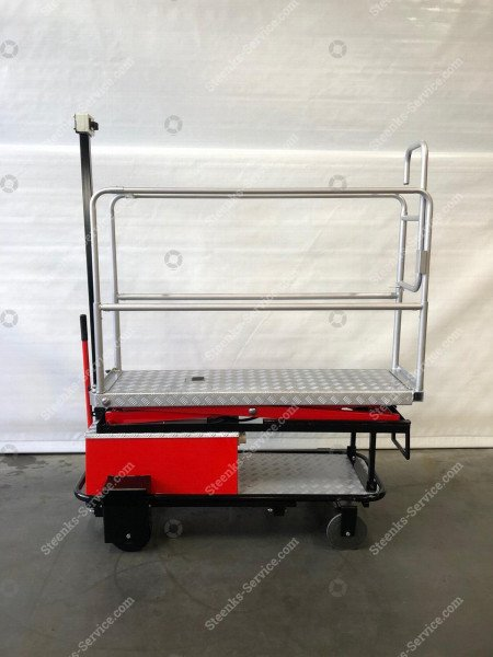 Pipe rail trolley BR04 | Image 5