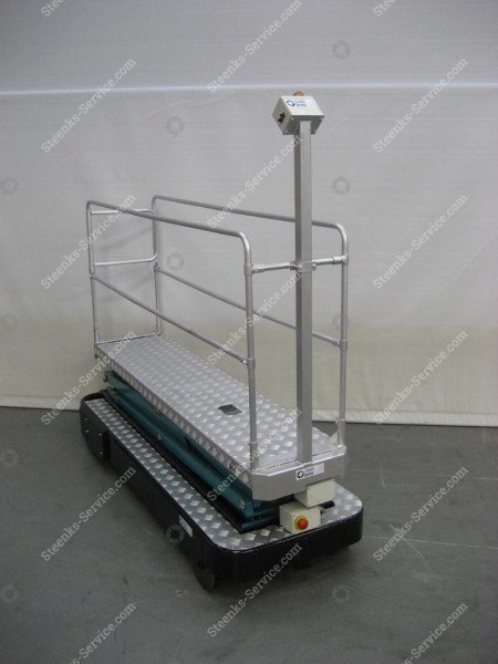 Pipe rail trolley BRW185 | Image 2