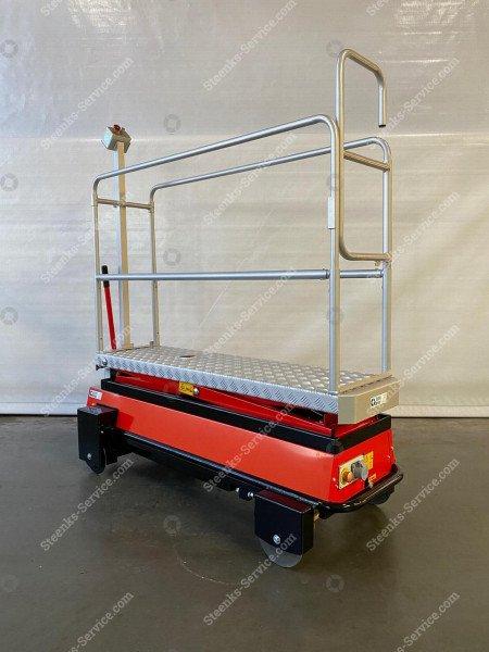 Buisrailwagen BRW170 Berg Hortimotive | Afbeelding 6