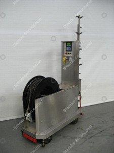 Spray Robot Meto