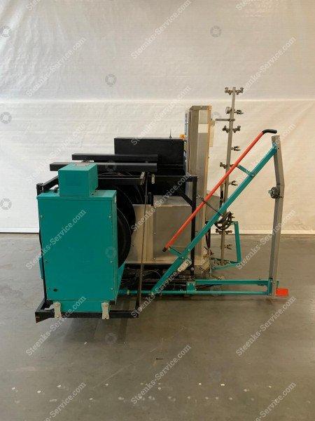 Spritz Roboter meto + transportierwagen | Bild 5