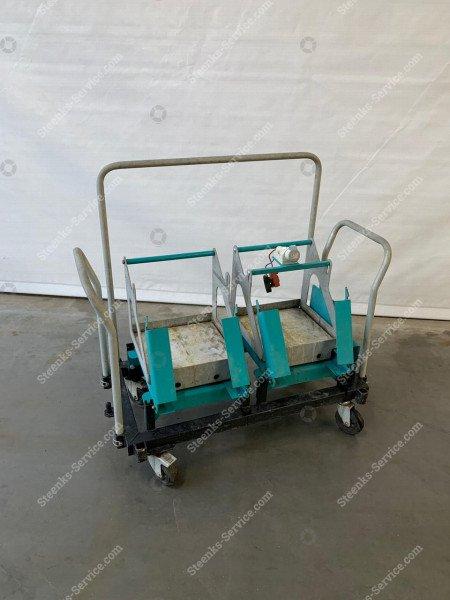 Spritz Roboter meto + transportierwagen | Bild 9