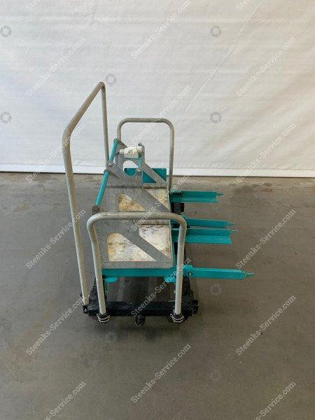 Spritz Roboter meto + transportierwagen | Bild 10