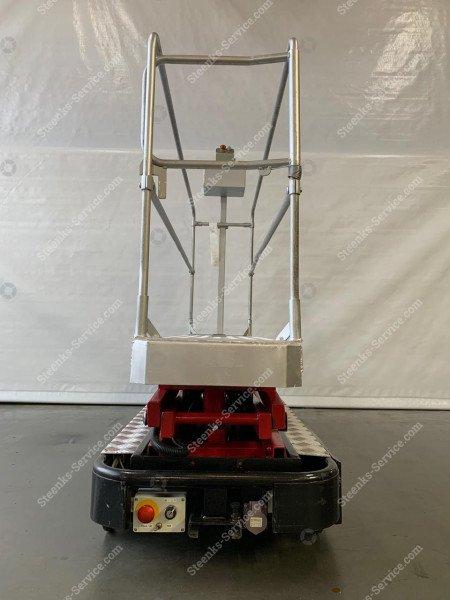 Rohrschienenwagen BRW185   Bild 6