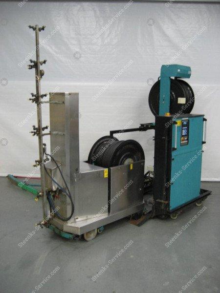 Spuitrobot Meto + Transportwagen | Afbeelding 2
