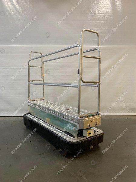 Buisrailwagen BRW185 Berg Hortimotive   Afbeelding 6