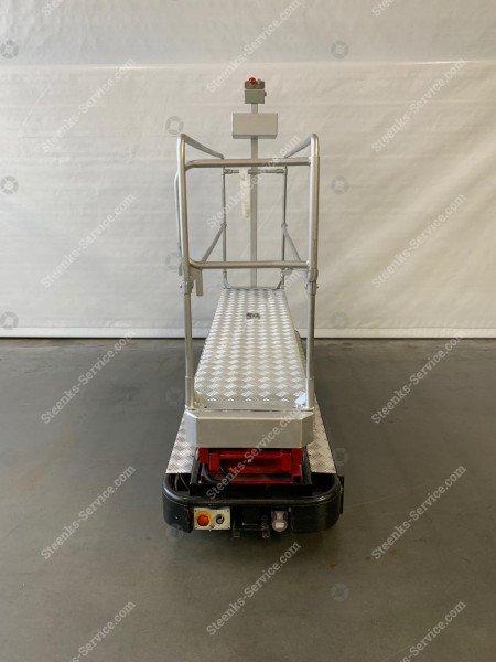 Rohrschienenwagen BRW185 | Bild 4