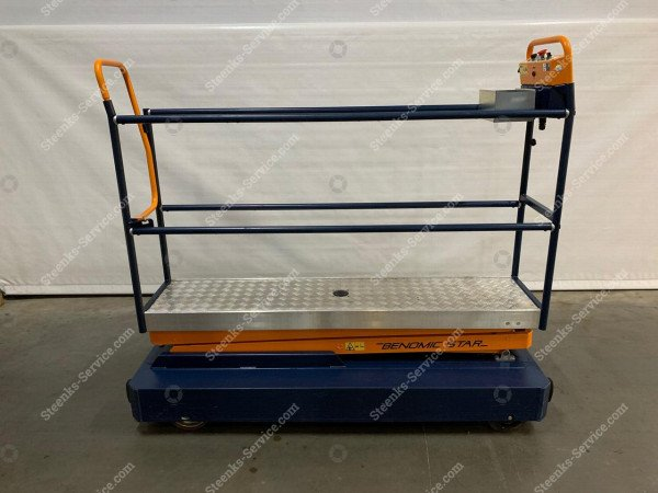 Pipe rail trolley Benomic Star   Image 3