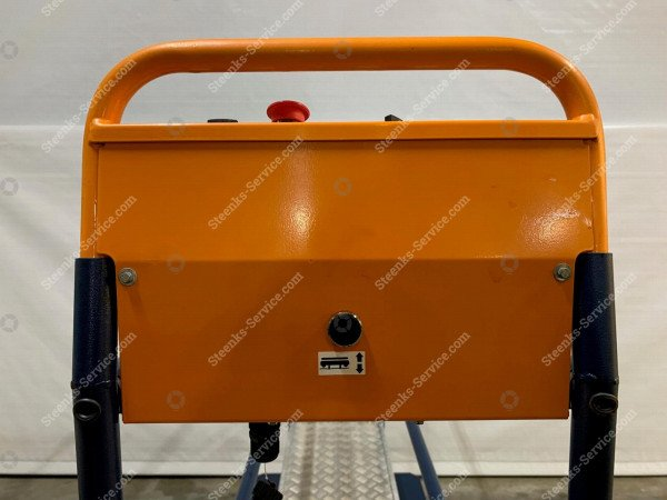 Pipe rail trolley Benomic Star   Image 9