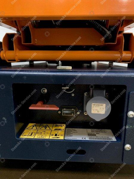 Rohrschienenwagen Benomic Star   Bild 5