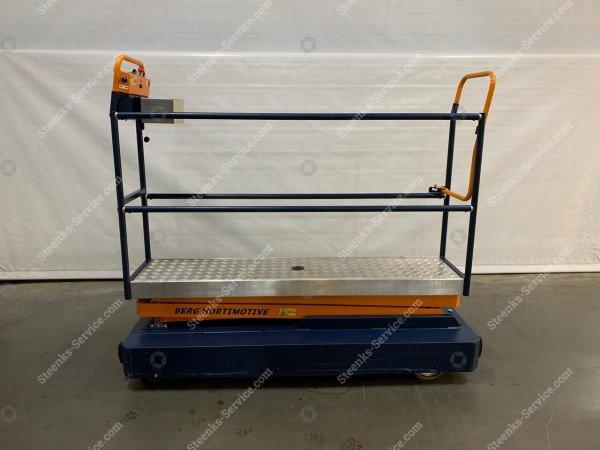 Rohrschienenwagen Benomic Star   Bild 7