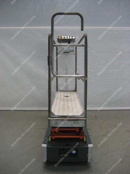 Buisrailwagen Benomic 2-schaar   Afbeelding 3