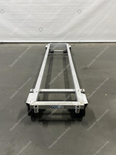 Transportierwagen aluminium 200 cm.   Bild 3