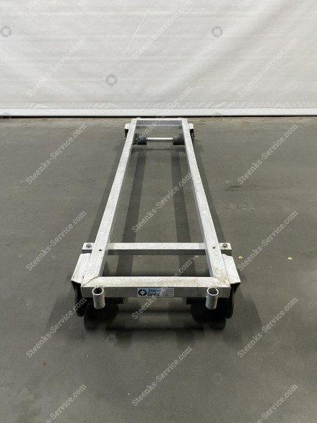 Transportwagen Aluminium 200 cm. | Afbeelding 3