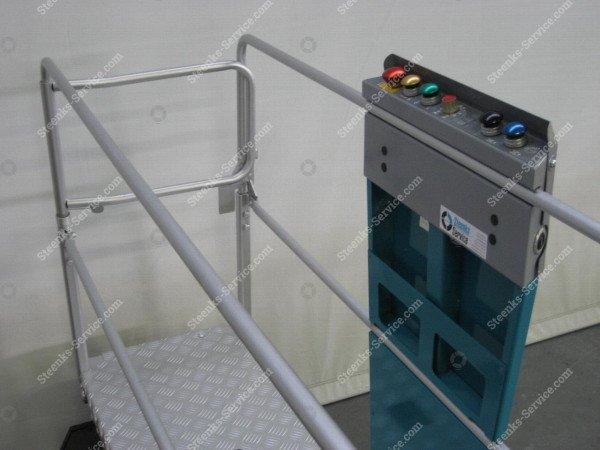 Rohrschienenwagen B-lift 3000   Bild 4