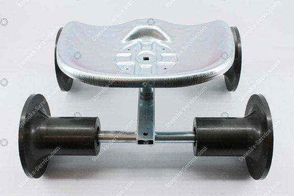 Seat-trolley Berg Hortimotive   Image 5