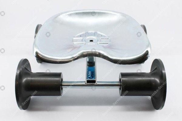 Seat-trolley Berg Hortimotive   Image 6