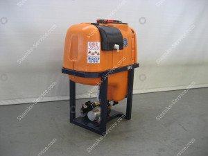Pump set with 200L tank