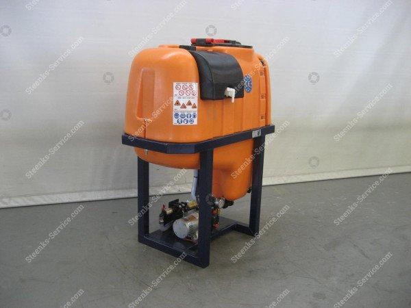 Pumpenset mit 200L Tank (BR0000998)