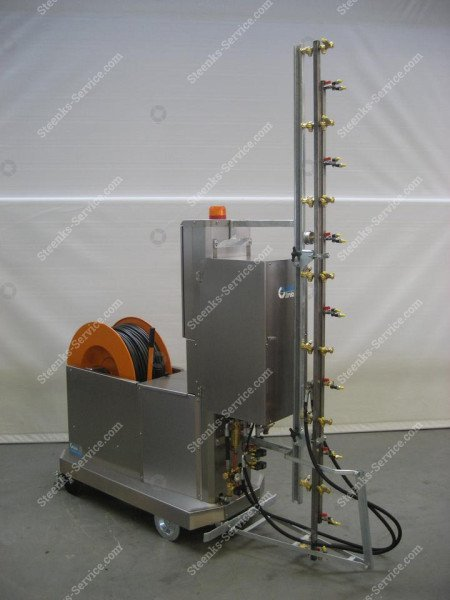 Dosing set for Sprayrobot Meto