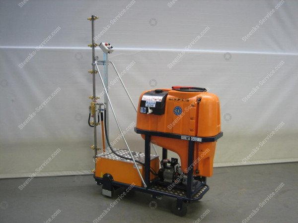Spray trolley with 200 ltr. tank   Image 2