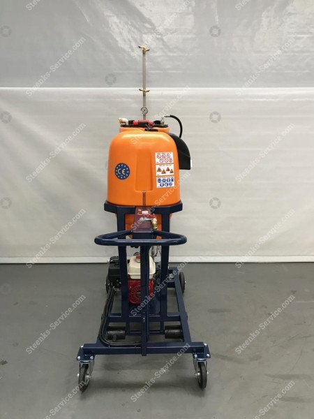 Spray trolley with 200 ltr. tank | Image 4
