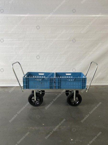 Airwheel harvesting trolley steel   Image 4