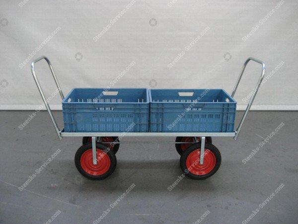 Airwheel harvesting trolley steel   Image 6