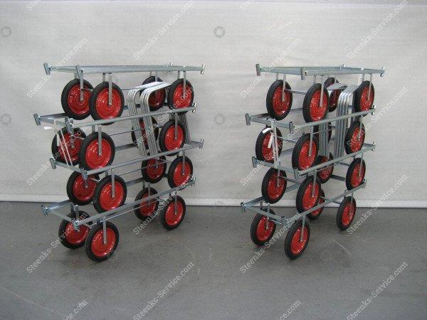 Airwheel harvesting trolley steel   Image 8
