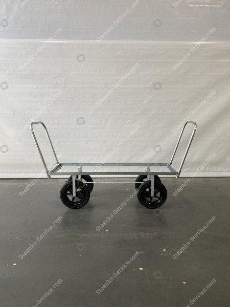 Luftreifen-Erntewagen stahl | Bild 2