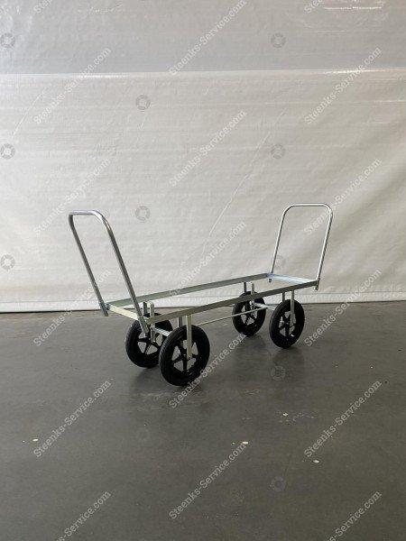 Luftreifen-Erntewagen stahl | Bild 3