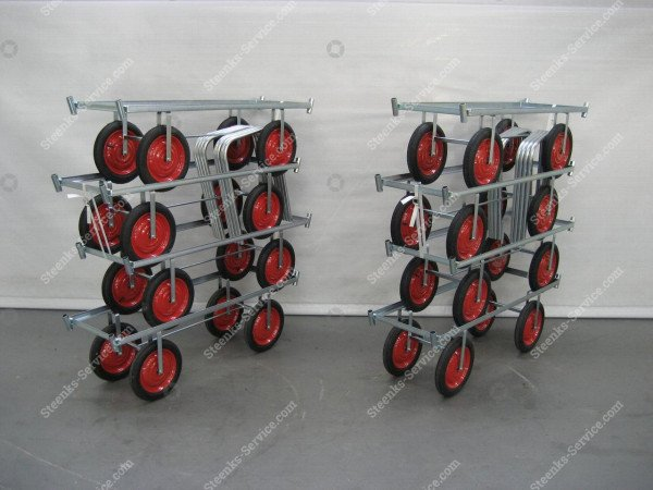 Luftreifen-Erntewagen stahl | Bild 8