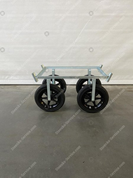Airwheel harvesting trolley steel | Image 2