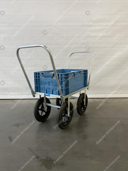 Airwheel harvesting trolley steel | Image 6