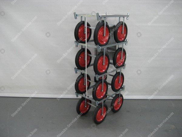 Luchtbanden-oogstwagen staal | Afbeelding 9