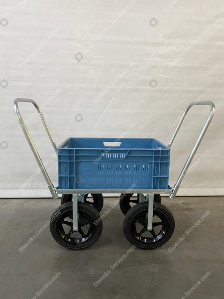 Luftreifen-Erntewagen stahl | Bild 7