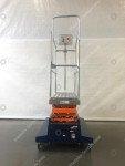 Buisrailwagen Short Lift 285 Steenks | Afbeelding 9