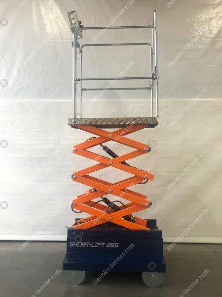 Rohrschienenwagen Short Lift 400 Steenks | Bild 3