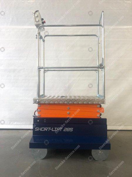 Rohrschienenwagen Short Lift 400 Steenks | Bild 4