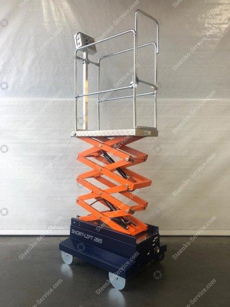 Rohrschienenwagen Short Lift 400 Steenks | Bild 6