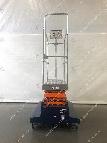 Rohrschienenwagen Short Lift 400 Steenks | Bild 9