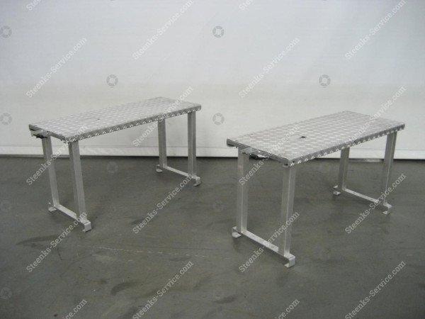 Erhöh Plattform Aluminium