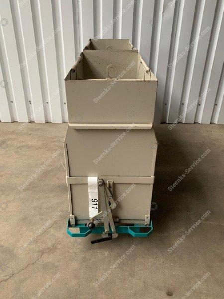 Paprika onderloscontainer en toebehoren | Afbeelding 4