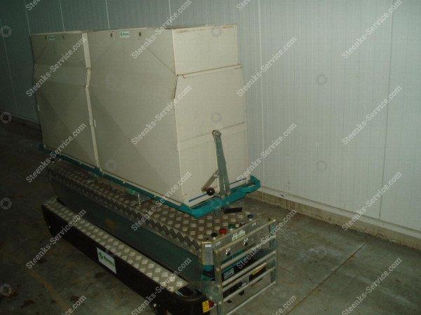 Paprika Trichterentladen Container | Bild 6