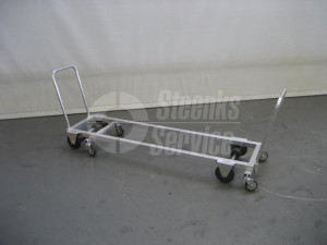 Transport trolley aluminum