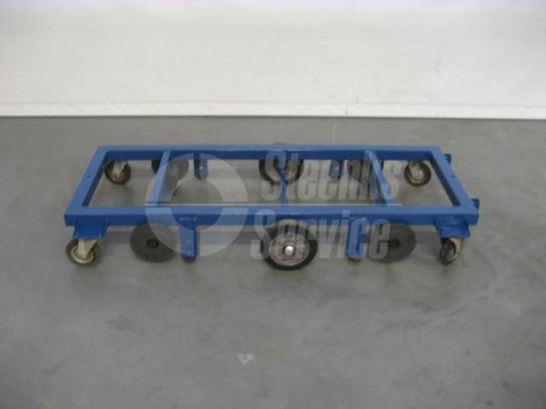 Transportwagen staal | Afbeelding 3