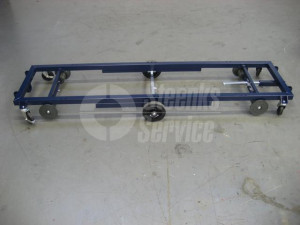 Transport trolley steel