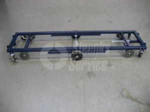 Transport trolley steel
