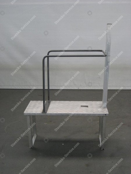 Erhöh Plattform Aluminium | Bild 3